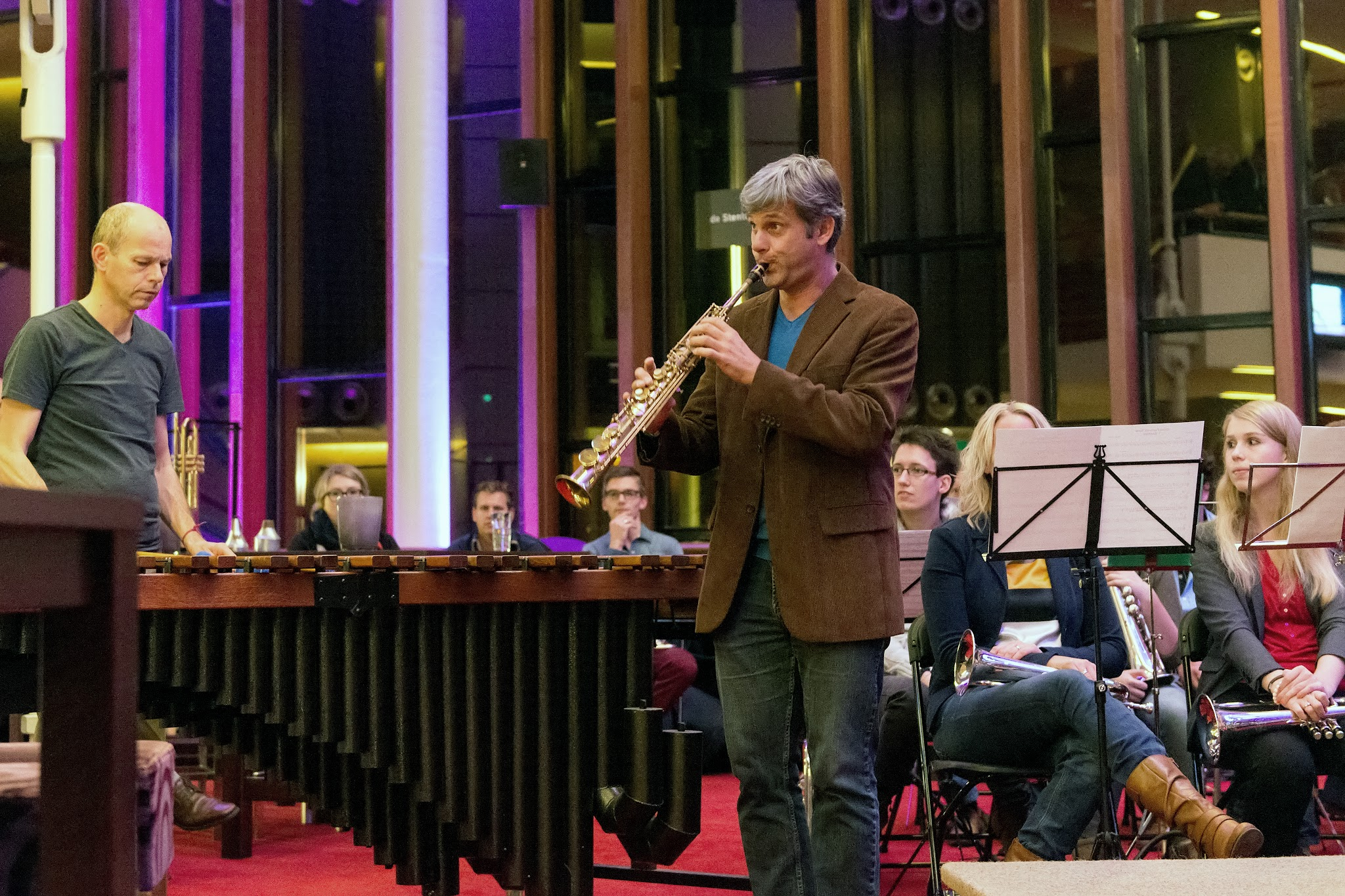 Artes7 Wood Winds concert